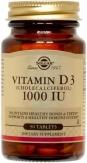 Vitamin D3 1000iu 90 tabletas