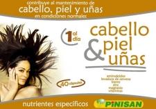 Cabello, Piel & Uñas 40 cápsulas