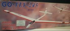 AVIÓN VELERO GO-FLY-245 ARC KIT