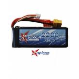 BATERIA LIPO RAPICON 2200MAH 3S 25C