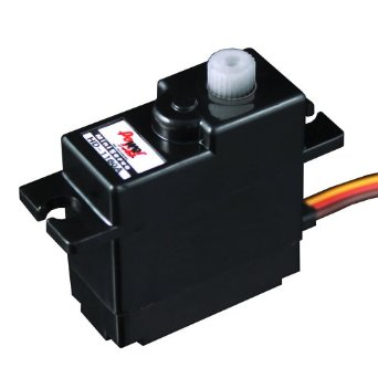 SERVO MINI POWER HD 1160A 17G 2,7KG