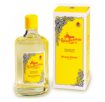 SAMOYDA AGUA DE COLONIA CONCENTRADA 80 ML