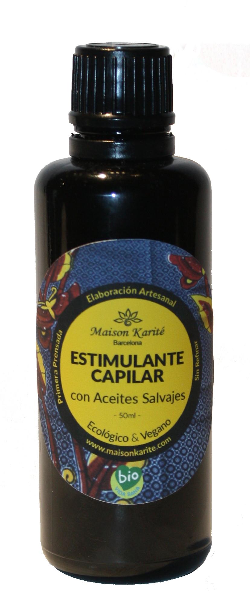 SAMOYDA ESTIMULANTE CAPILAR CON ACEITES SALVAJES