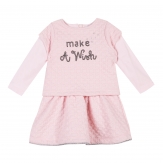 "VESTIDO ""MAKE A WISH"" 3 POMMES"