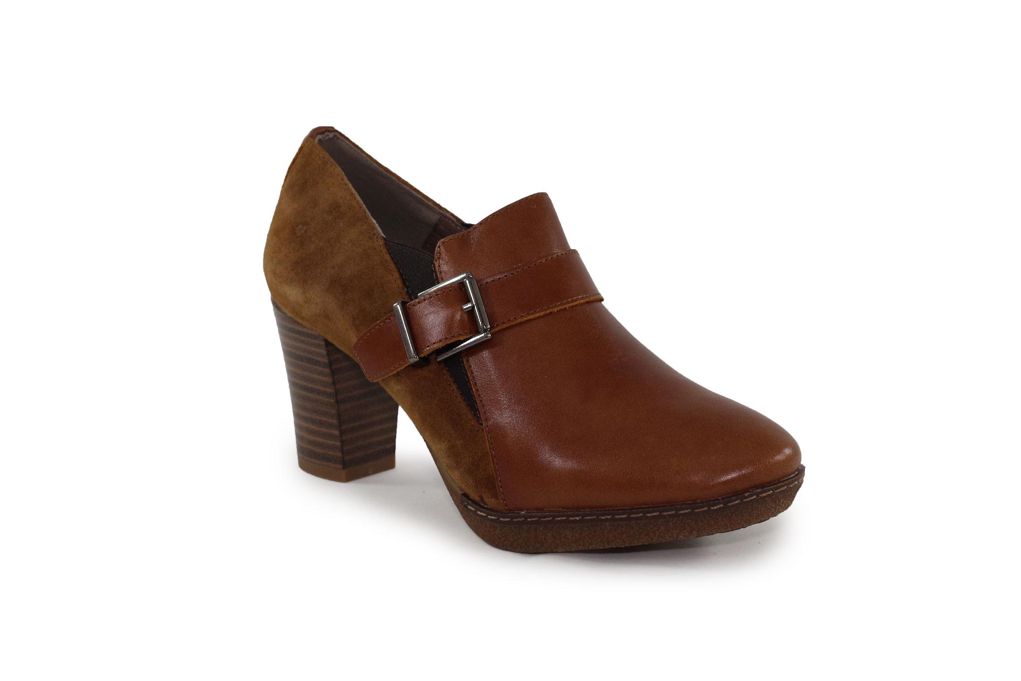 Zapato abotinado María Jaén 3541