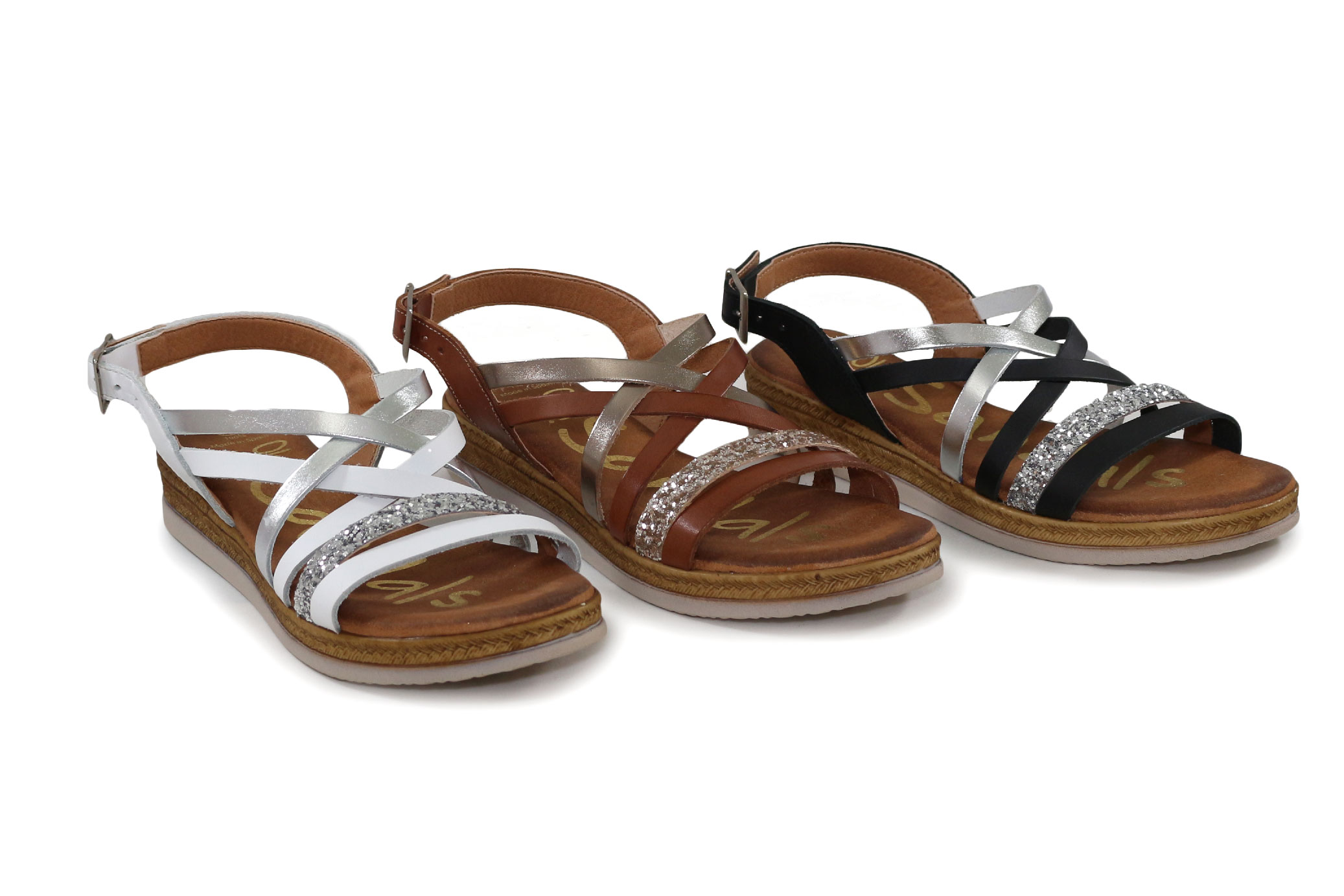 Sandalia Oh My Sandals 3630