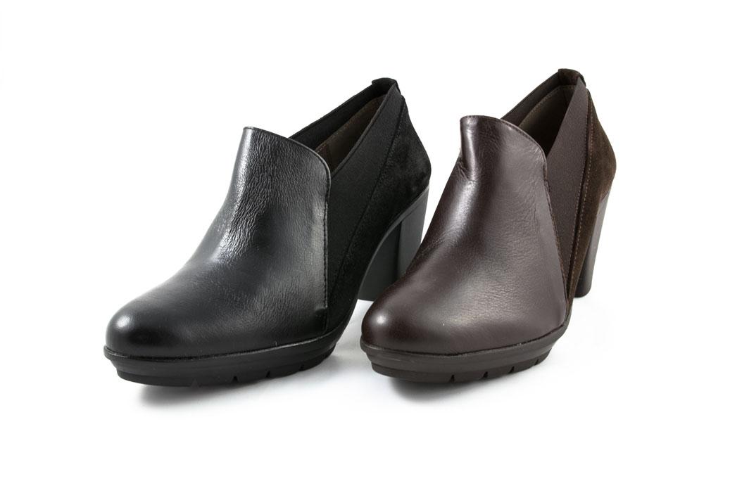 Zapato abotinado María Jaén 1593
