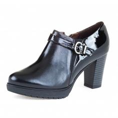 Zapato abotinado Pitillos 1862