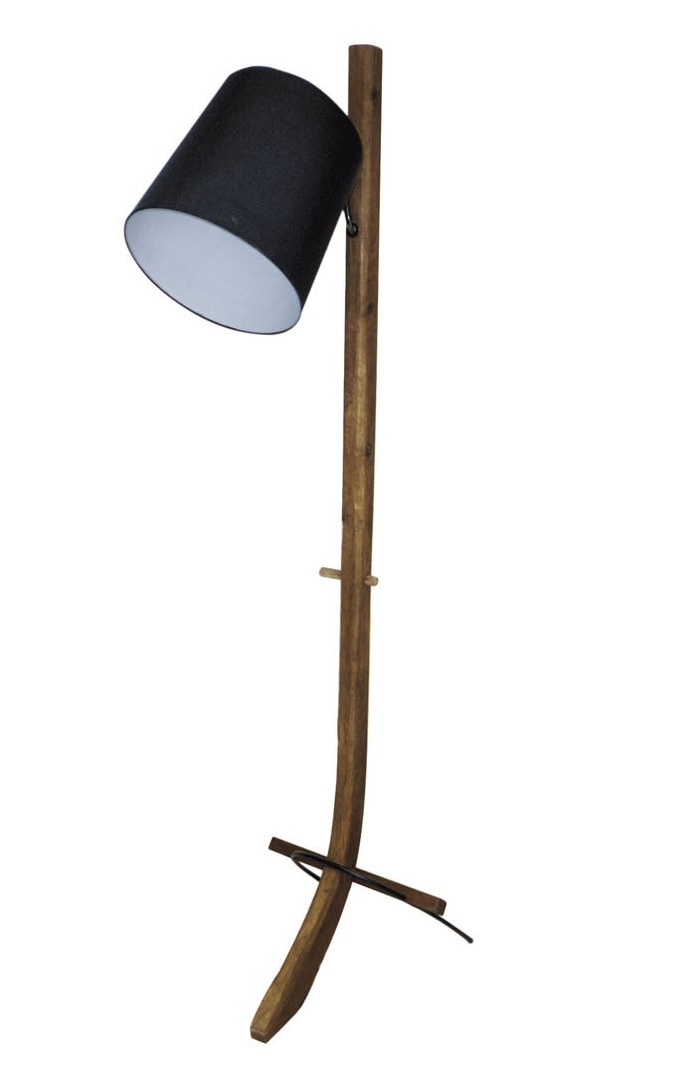 LAMPARA SUELO MYLES 48x52x180 cm