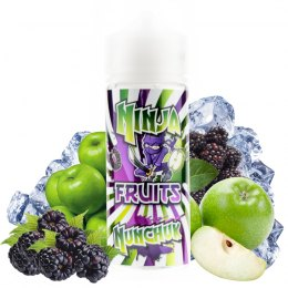 Nunchuk 120 ml - Ninja Fruits