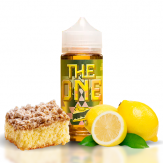 Creamy Lemon Crumble Cake 100ml - The One E-Liquid