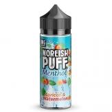 Menthol Apricot Watermelon 100ml - Moreish Puff