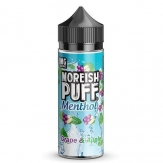 Menthol Grape and Apple 100ml - Moreish Puff