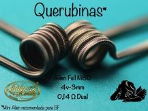 QUERUBINAS - LADY COILS