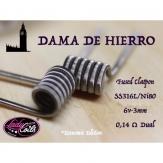 DAMA DE HIERRO - LADY COILS