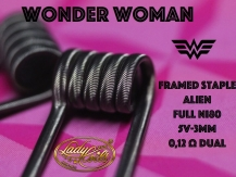WONDER WOMAN - LADY COILS