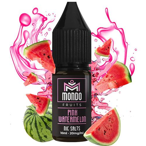 Pink Watermelon 10ml - Mondo Nic Salts