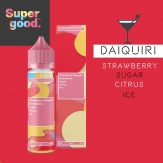 Strawberry Daiquiri 100ml - Supergood