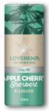 CBD E-LIQUID APPLE CHERRY SHERBET 300MG - LOVE HEMP