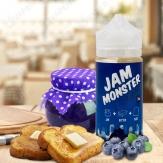 BLUEBERRY 80 ML - JAM MONSTER