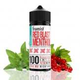 Red Blast Menthol 100ml - Frumist