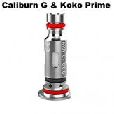 Resistencia Caliburn G & Koko Prime - Uwell
