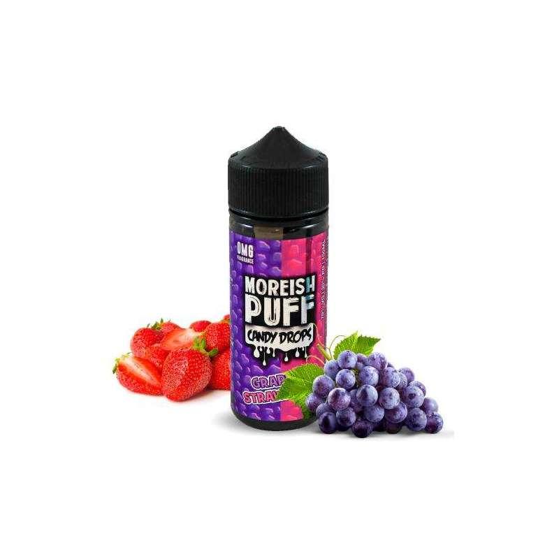 Candy Drops Grape Strawberry 100ml - Moreish Puff