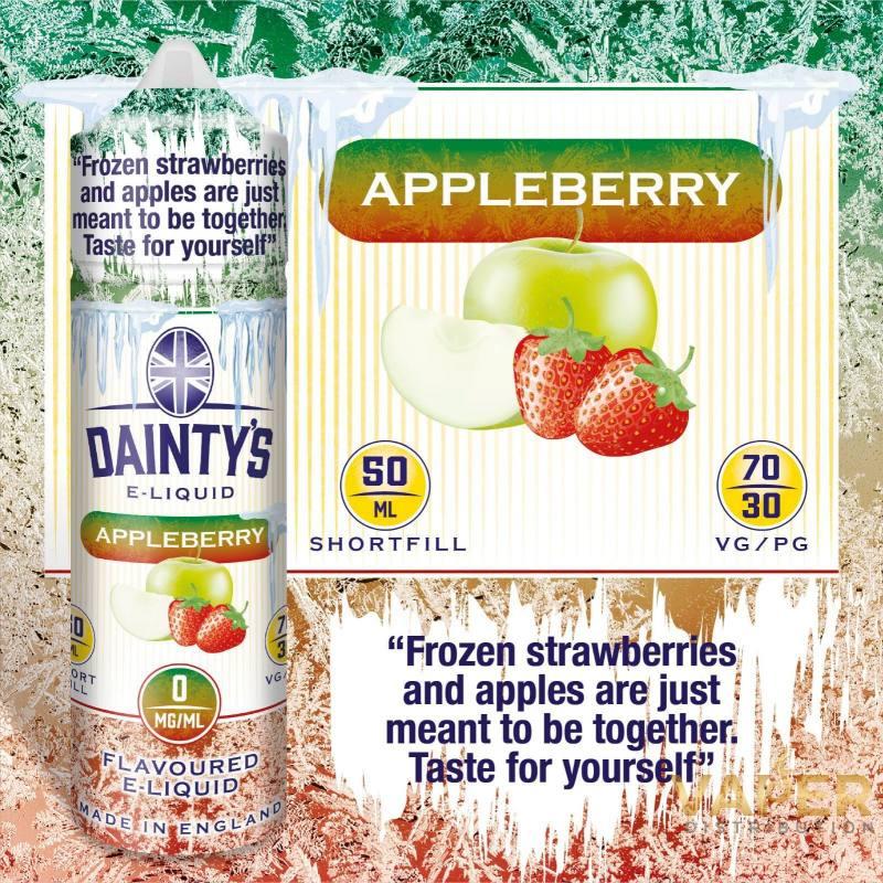 Appleberry 50ml - DAINTY´S