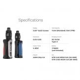 Kit Forz TX80 - Vaporesso