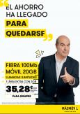 FIBRA 100Mb/ADSL + 20GB y LLAMADAS ILIMITADAS