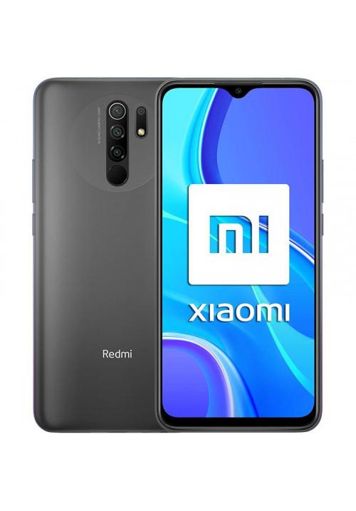 "SMARTPHONE XIAOMI REDMI 9 6.53"" FHD OCTA 4GB 64GB 4G NFC CARBON GREY"