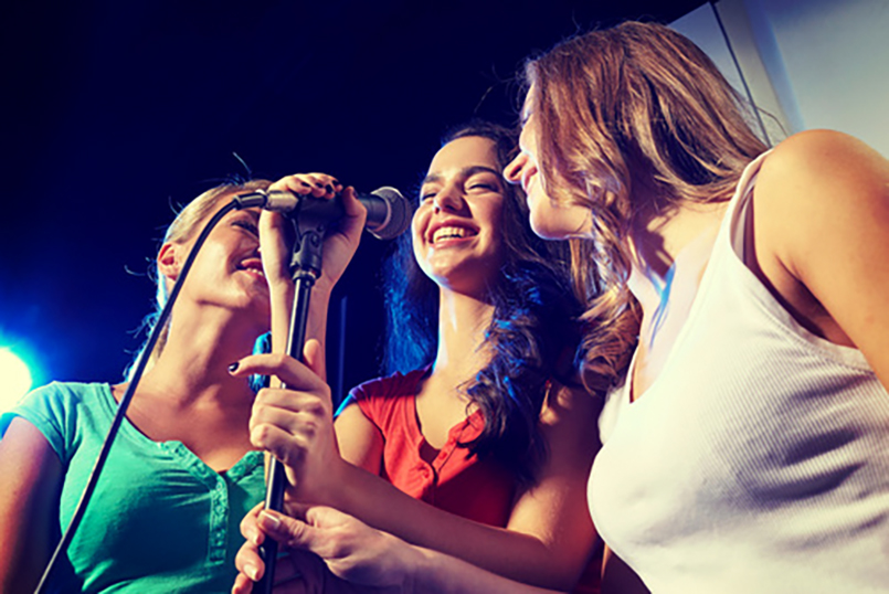 Karaoke Night for my Madrid Hen Party | Maximise Hen Weekends