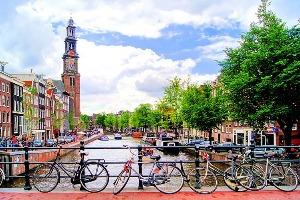 EVJF à Amsterdam | Enterrement de vie de jeune fille