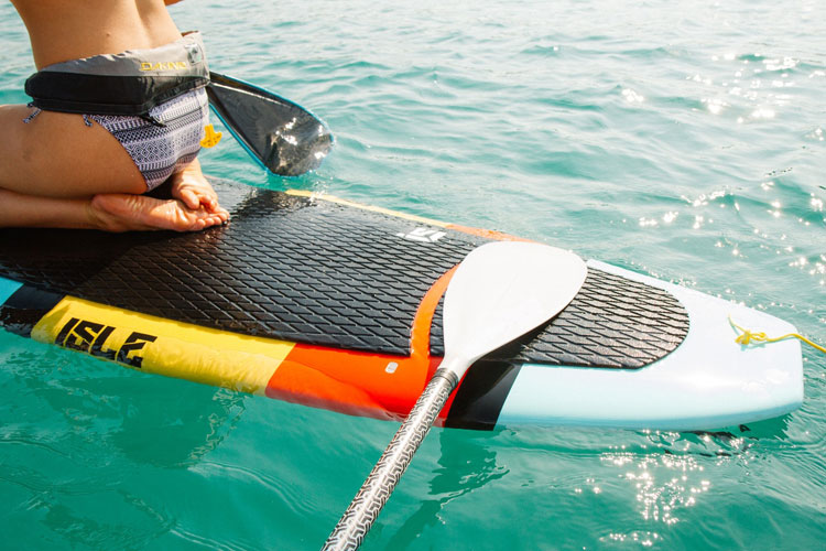 Paddleboarding for my Brighton Hen Party | Maximise Hen Weekends