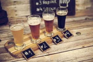 Bierverkostung für meinen JGA in Milan | Junggesellenabschied