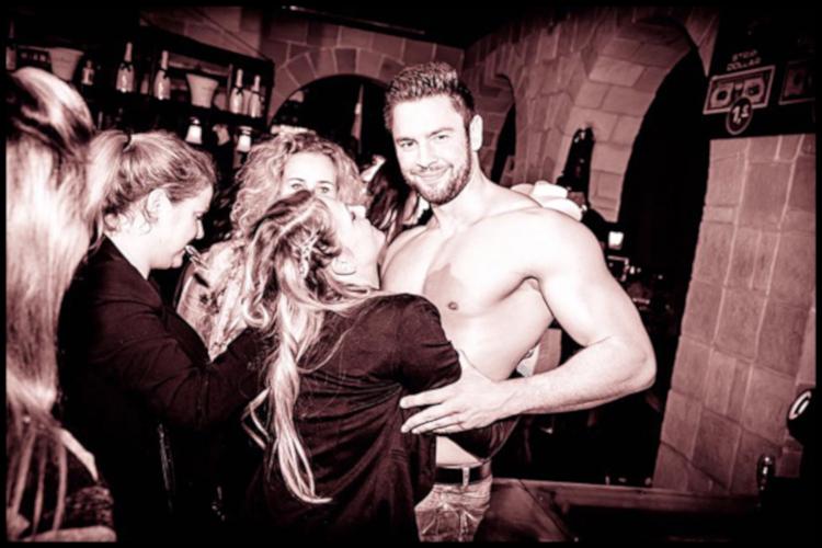 In strip berlin club 10 of