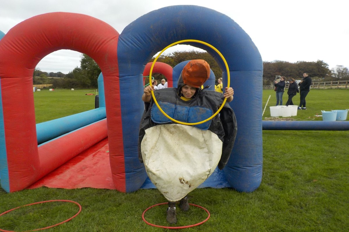 Its a Knockout Manchester for your stag weekend with stag Maximise
