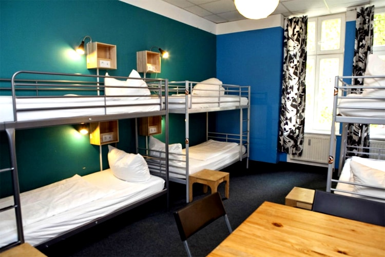 Hostel with Sports Bar for my Berlin Stag Do | Maximise Stag Party