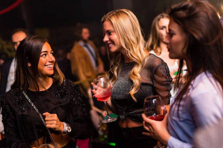 VIP Club Entry for my Budapest Hen Party | Maximise Hen Weekends