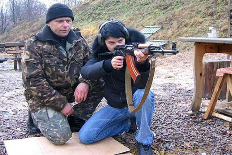 Bratislava Stag Do, Bratislava Stag Do activities, Bratislava stag do ideas, shooting in Bratislava, stag shooting Bratislava