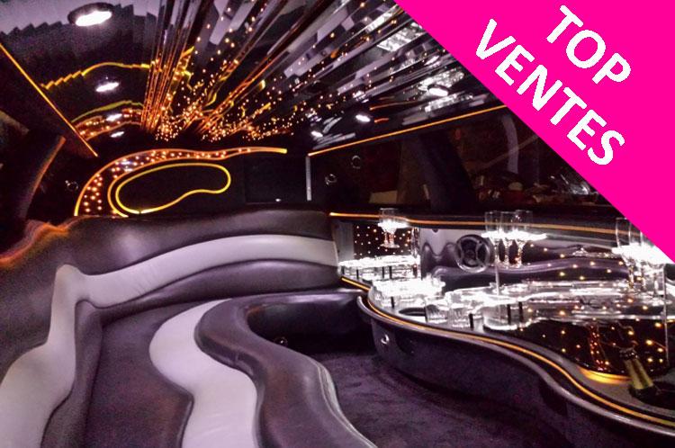 lincoln limousine pour mon evjf  u00e0 lille