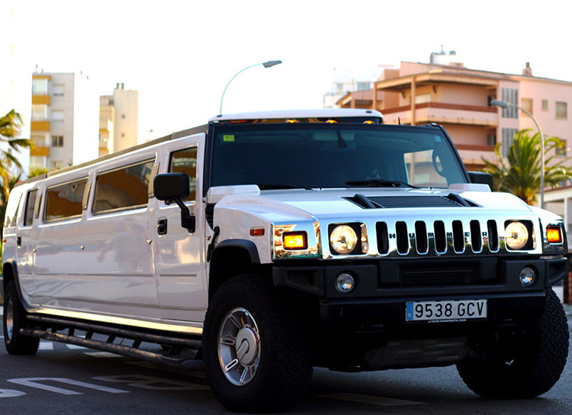 Hummer Limo Lap Tour  for my Nice Hen Party | Maximise Hen Weekends
