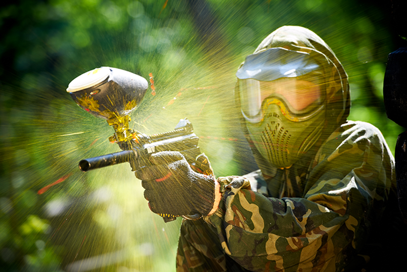 Paintball for my Bristol Stag Do | Maximise Stag Weekends