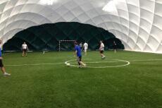 Hallenfußball für meinen JGA in Düsseldorf | Junggesellenabschied