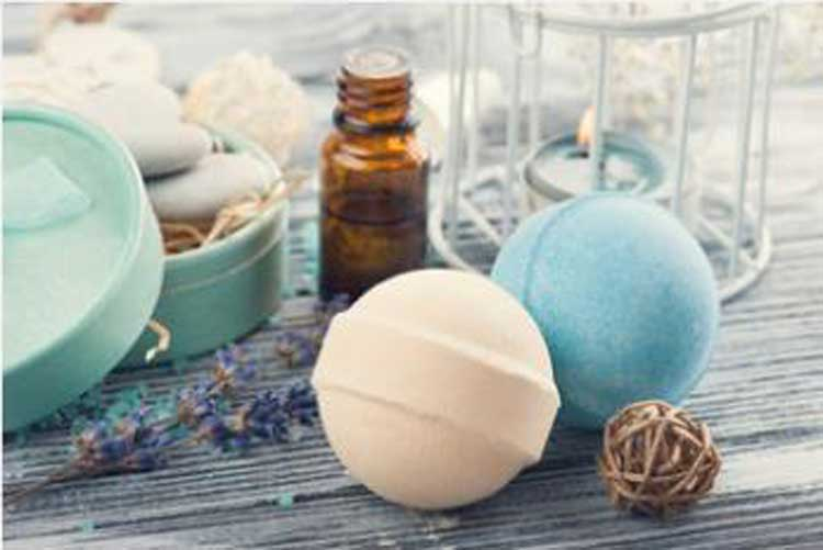 Bath Bomb Making Workshop brighton for your maximise hen party