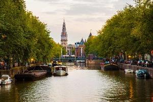 Grachtentour mit Strip | Amsterdam | Junggesellinnenabschied