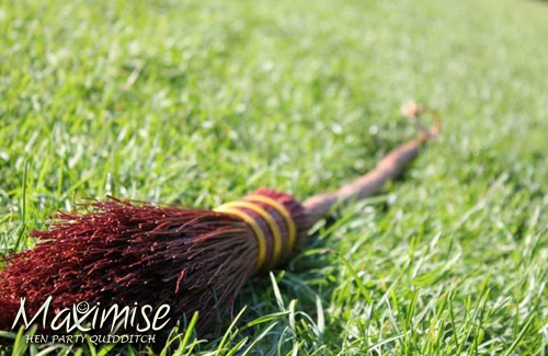 Hen Party Quidditch brighton for your maximise hen party
