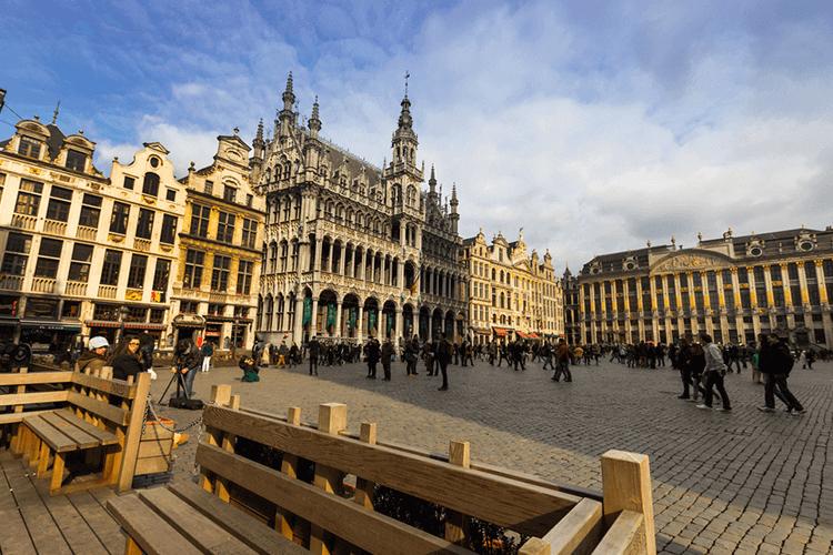 Grand Place Dinner  für meinen JGA in Bruxelles | Junggesellenabschied