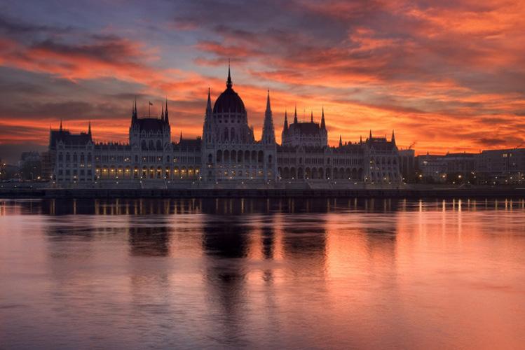 Enterrement de Vie de Garçon à Budapest Crazy-evG Croisière Danube