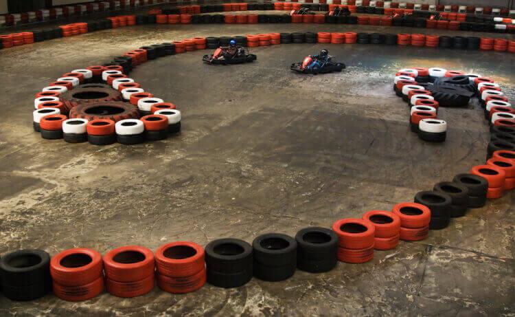 Kartfahren Grand Prix mit Crazy-Junggesellinnenabschied in Amsterdam